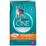 Purina ONE Healthy Metabolism Adult Dry Cat Food, 7 lb