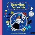 Nomi-Nomi : Dans ma ville livre-CD - chansons Dès 3 ans