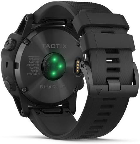 Montre GPS Garmin Tactix Charlie