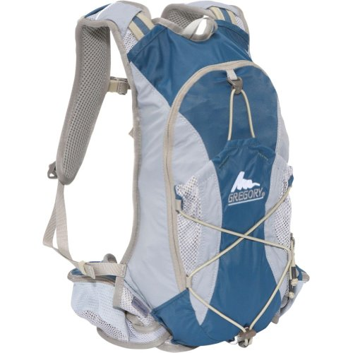 Gregory Women's Dipsea 6 Backpack, Moulin Blue, One Size, Bags Central