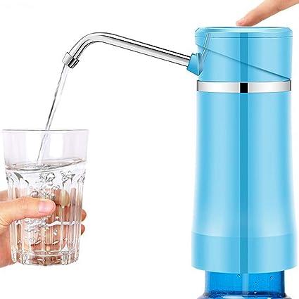 Bomba De Agua Potable, Automático Galón Eléctrico De Beber Botella Agua Dispensador Bomba Sistema Portátil