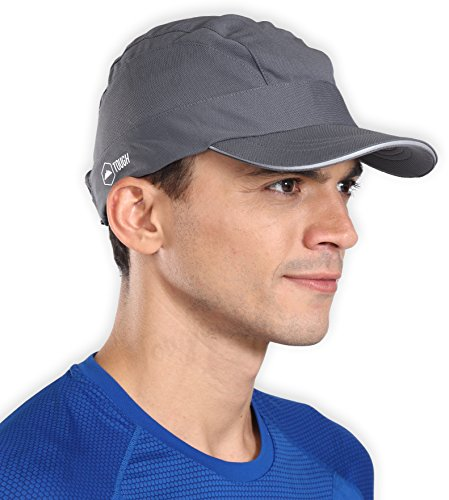 UV Protection Cooling Running Cap with Reflective Brim - Baseball Sports Cap  for Men   Women - Packable   Lightweight Sun Hat. Perfect for Jogging 23539520516