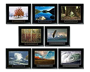 inspirational office decor. simple inspirational 8 framed motivational posters inspirational office decor collection 22x28 inside o