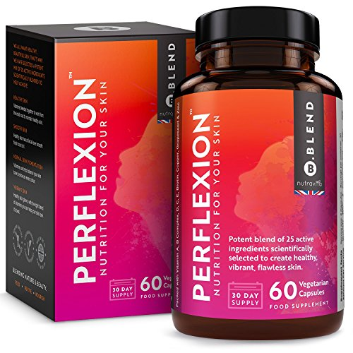 Perflexion Skin Supplement - Reduce Acne and Create Smoother Softer...