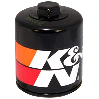 K&N Premium Oil Filter: Designed to Protect your Engine: Fits Select SIMPLICITY/ALLMAND/AGCO ALLIS/CUB CADET Vehicle Models (See Product Description for Full List of Compatible Vehicles), HP-8031: Automotive