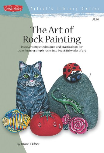 Download The Art of Rock Painting (Artist's Library) ebook