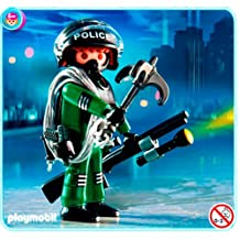 4693 Special Operations of Playmobil playmobil special police