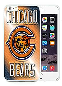 iPhone 6 Plus Case,Excellent protection Chicago Bears 14 White For iPhone 6 Plus(5.5) TPU Case