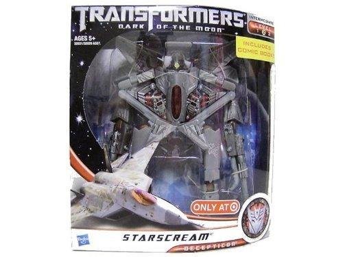 Transformers 3 Dark of The Moon Exclusive Voyager Action Figure Starscream (Transformers 3 Dark Of The Moon Ratchet)