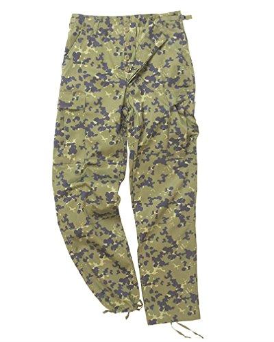 Mil-Tec - Pantalon -  Homme Multicolore Multicolore