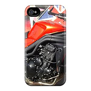 New Fashion Case Cover For Iphone 4/4s(DMNMaXv7497iSBQQ)
