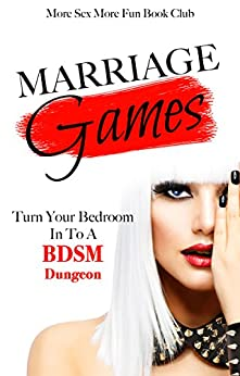 Marriage Games Turn Bedroom Dungeon ebook product image