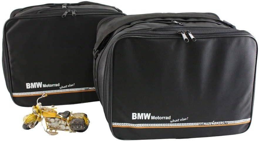 made4bikers Promotion: Bolsas Interiores Adecuado para de los Modelos BMW R1200 F650 F700 F800 R1200 GS (Vario)