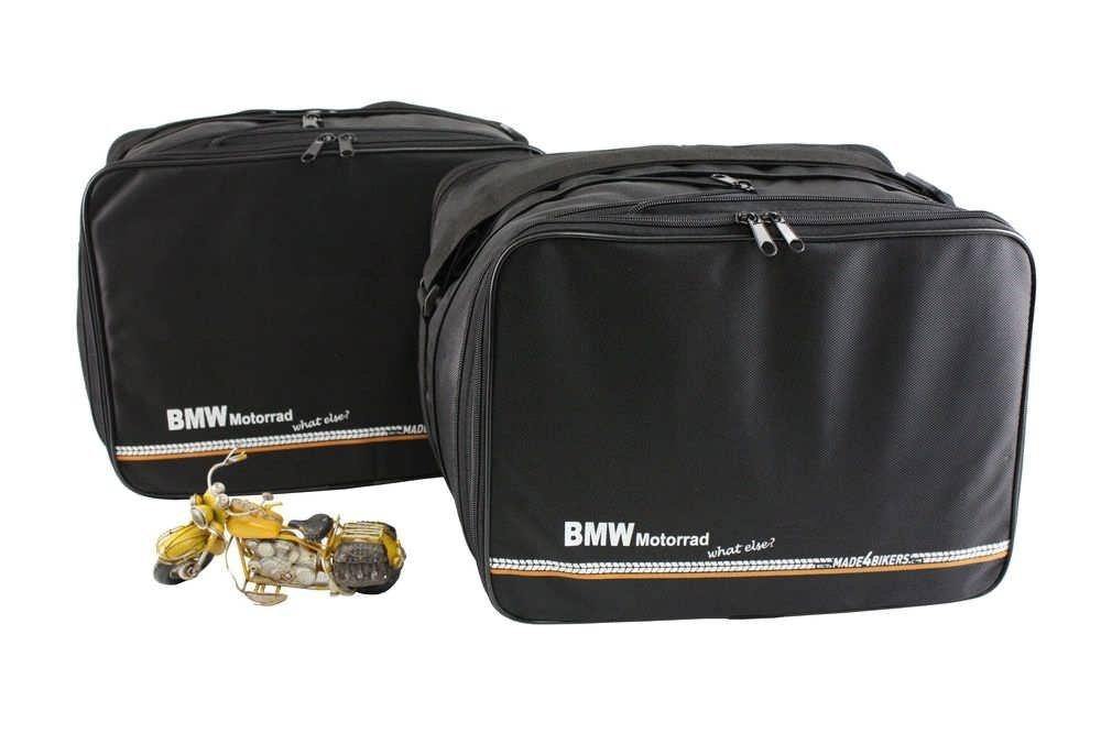 made4bikers Promotion Borse interne per valigie moto adatte per modelli BMW R1200 F650 F700 F800 R1200 GS Vario