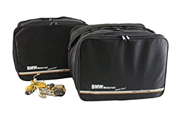 Koffer Innentaschen passend f/ür BMW R1250GS R1250 GS ab Bj made4bikers Promotion-Bag 2018