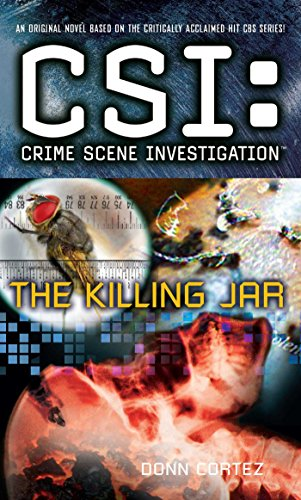book cover of The Killing Jar