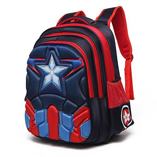 marvel backpack for boys - 3