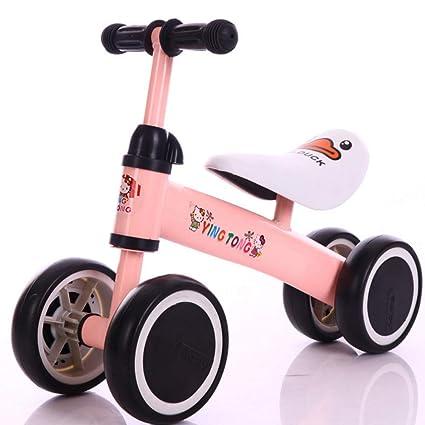 HBRT Equilibrio para bebés Bicicletas Mini Bicicleta para ...