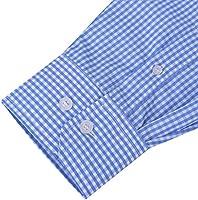 Fijo Night Hombre Business de camisa de Señor Camisa Slim Fit ...