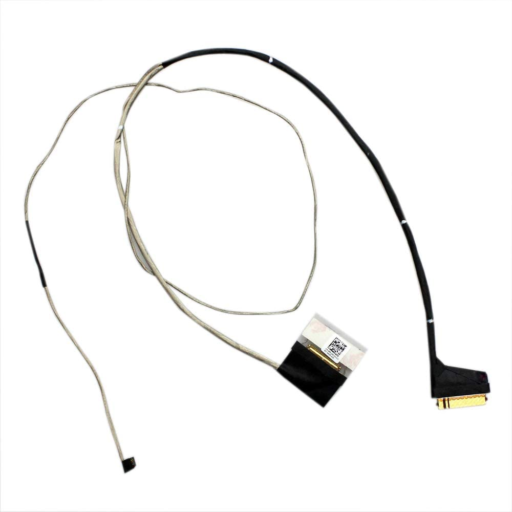 Zahara LCD LED LVDS Screen Display Video Cable Replacement for Dell G3 3579 3449 P/N 0MVJ46 MVJ46 DC02002Z500 30pin