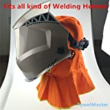 Washable FR Cotton Hood Full Protective Welding