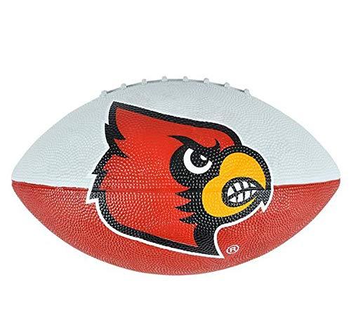 DollarItemDirect 10 inches Louisville Football, Case of 36 by DollarItemDirect