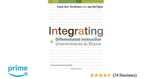 Integrating Differentiated Instruction User Manual Guide