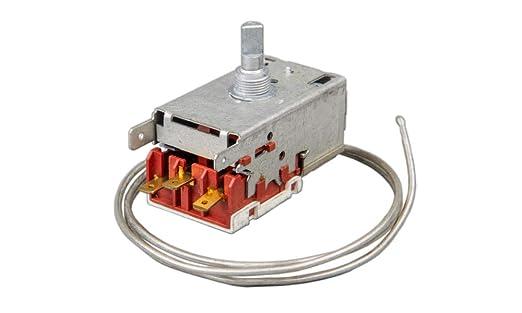 Gorenje Kühlschrank Thermostat : Kühlschrank thermostat temperaturregler k l mm amazon