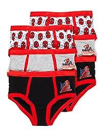 Spiderman Boys Underwear | Briefs 6-pack 4T