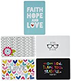 Bella Blvd Illustrated Faith Basics Paint It Paint Cards-, Multi