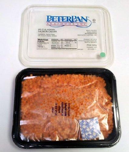 Pink Salmon Caviar  by Peter Pan 500 grams