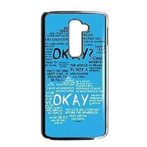 okay? okay. Phone Case for LG G2 Case