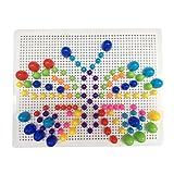 Mosaique Loisir Creatif Jeu de Construction Ensemble Briques Jouet Educatifs Pour Garçon Fille