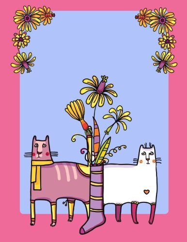 Download My Big Fat Bullet Journal For Cat Lovers Funny Cats Pattern In Socks With Flowers 1: Jumbo Sized Graph Design Bullet Notebook Journal - 300 Plus ... (Jumbo Graph Journal Series 3) (Volume 60) PDF