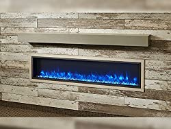 Mantels Direct Smooth Polished Stone Fireplace Mantel Shelf by Mantels Direct