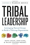 Tribal Leadership, Dave Logan and John King, 0061251305