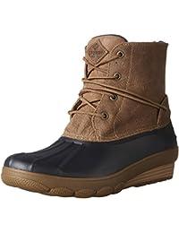 Women's Saltwater Wedge Tide Rain Boot