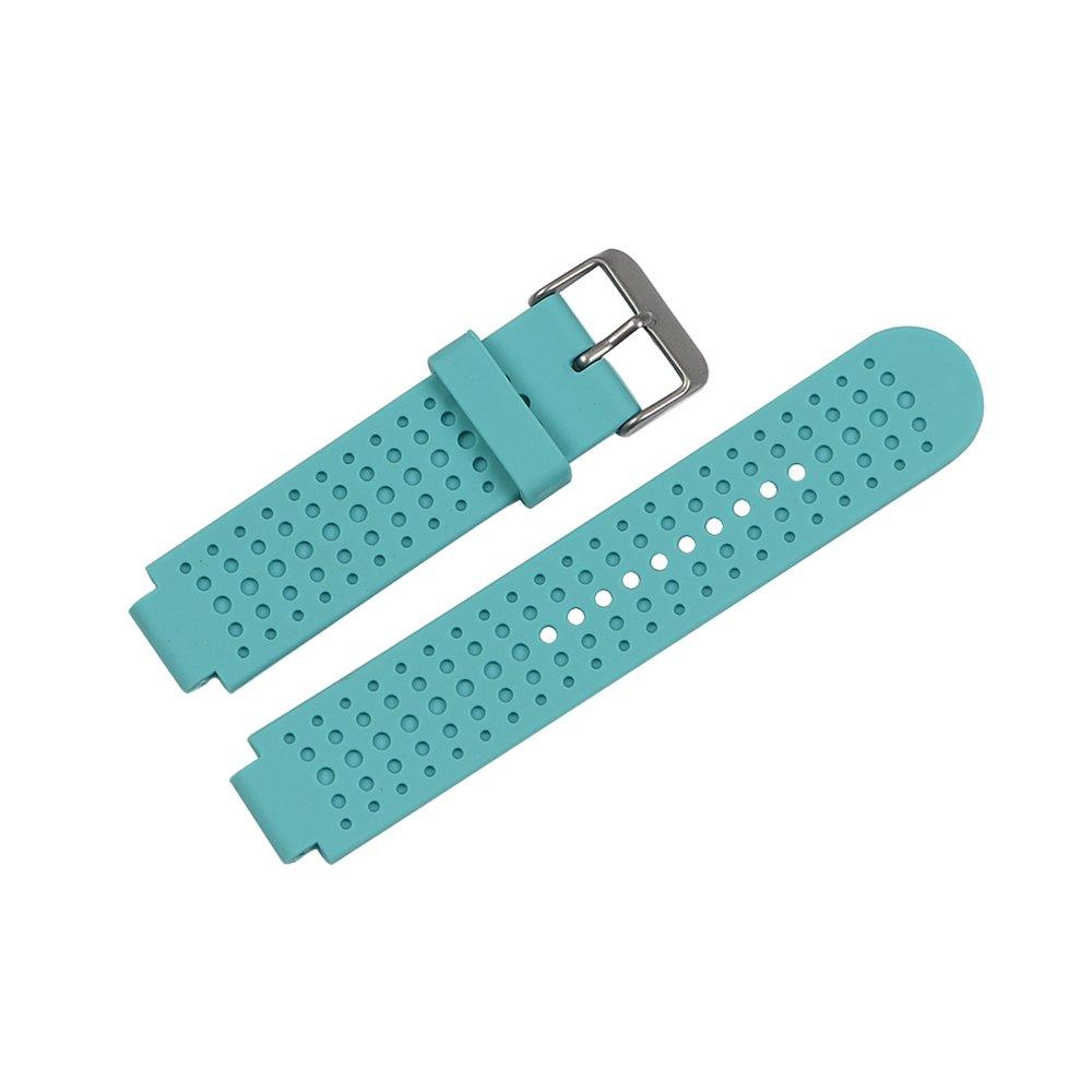 Lug per Garmin Forerunner 220//230//235 Orologio WEINISITE Cinturino in Silicone Morbido Cinturino Ricambio