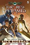The Red Pyramid: The Graphic Novel (The Kane Chronicles Book 1) (Kane Chronicles Graphic Novels)