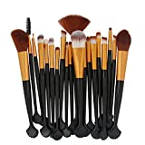 High Quality 20pcs 15 Colors Cosmetic Makeup Brushes Sets Blusher Eye Shadow Professional
