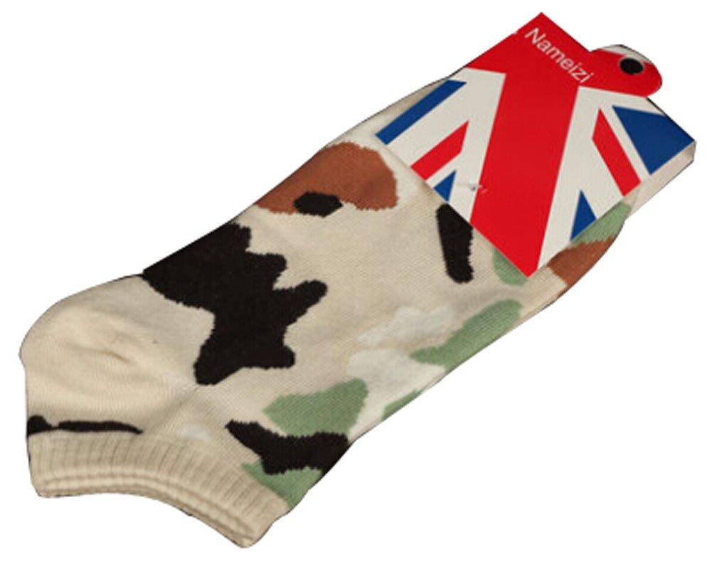 Blancho Lot DE 2 Flag Chaussettes en Coton Chaussettes pour Hommes Chaussettes