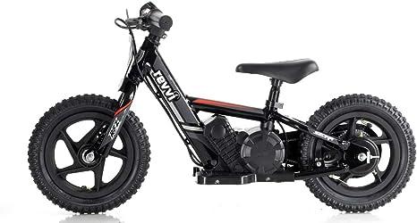 Revvi Twelve - Bicicleta eléctrica para niños (24 V, 100 W ...