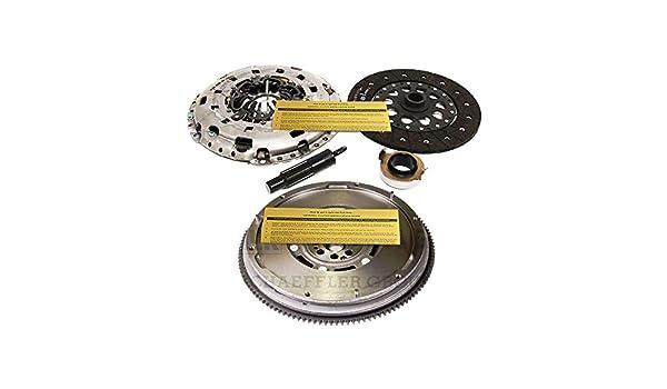 Amazon.com: LUK CLUTCH KIT REPSET+DMF FLYWHEEL 04-06 ACURA TL 3.2L 03-07 HONDA ACCORD 3.0L: Automotive