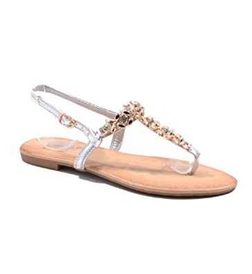 Jumex Sandalen Sandaletten Flats Sommerschuhe Strandschuhe Abendschuhe SexY Heiss Viele Modelle