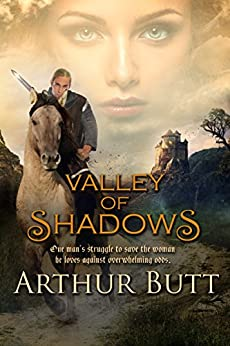 Valley Of Shadows by [Butt, Arthur]