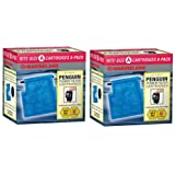 Marineland 12-Pack Penguin Rite Water Filter Cartridge, Size A