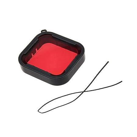 Rot Magenta Unterwasser Tauchen Objektiv Farbkorrektur: Amazon.de ...