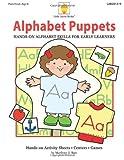 Alphabet Puppets, Marilynn G Barr, 1937257398