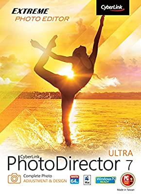 Cyberlink PhotoDirector 7 Ultra Twister Parent