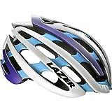 Lazer Z1 Helmet Blue Silver, L For Sale